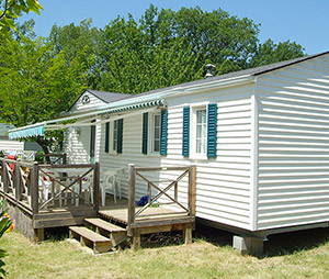 Location mobil-home 8 personnes 04