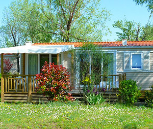 Location mobil-home camping Sisteron