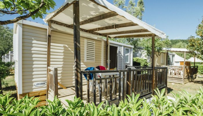 mobile home 4 persons provence