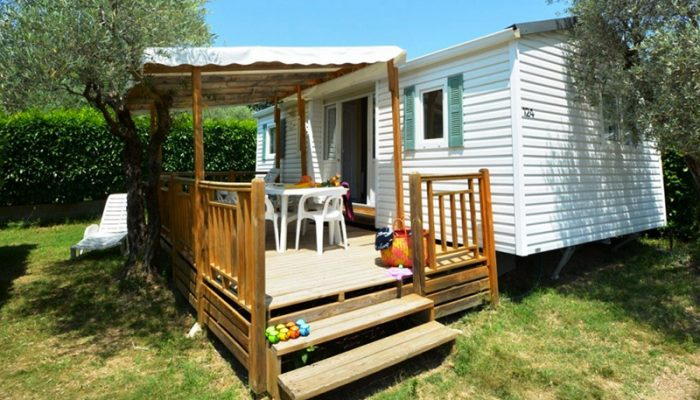 Location mobil-home 3 chambres Provence