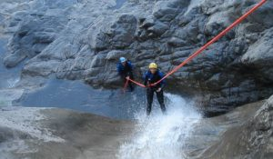 canyoning en Provence