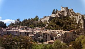 the citadel of Sisteron