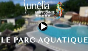 The waterpark at l'Hippocampe Volonne, Provence, France